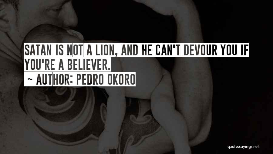 Pedro Okoro Quotes 990956