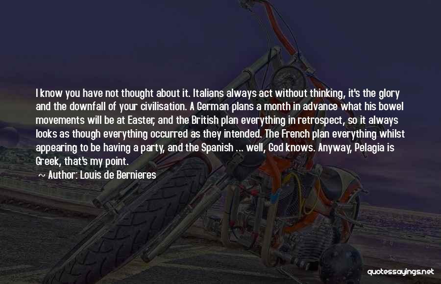 Pelagia Quotes By Louis De Bernieres