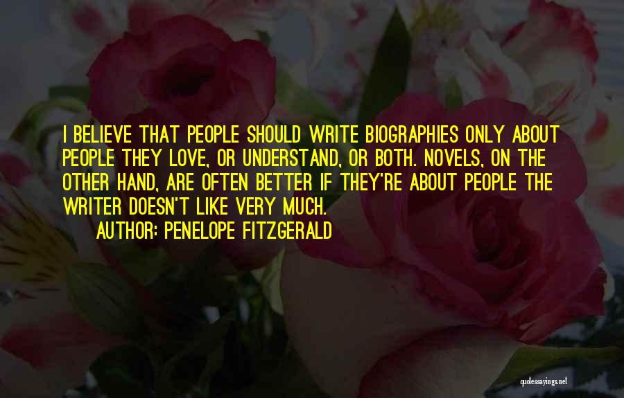 Penelope Fitzgerald Quotes 1008020