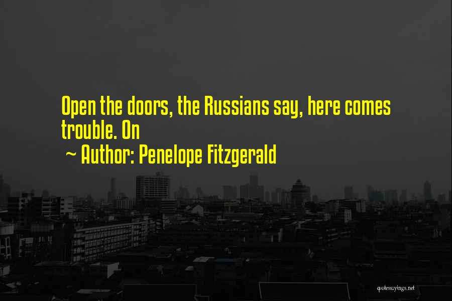 Penelope Fitzgerald Quotes 101822