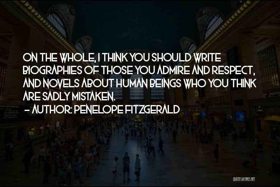 Penelope Fitzgerald Quotes 1674771
