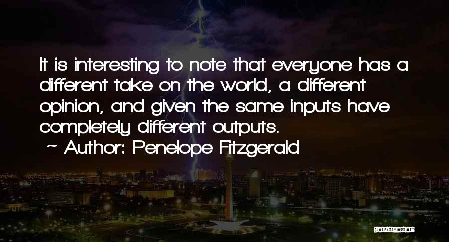 Penelope Fitzgerald Quotes 1853427