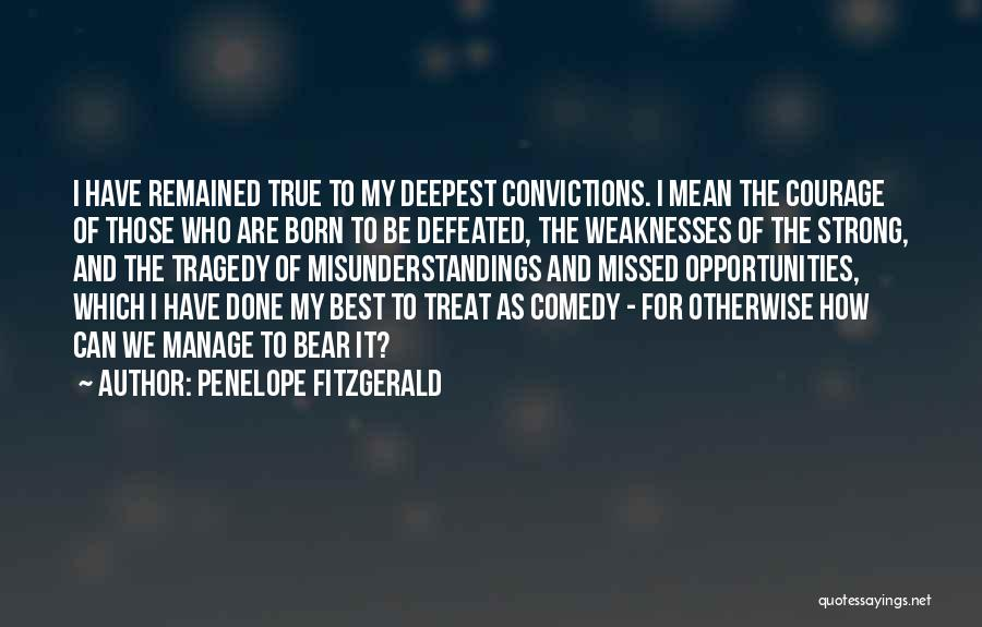 Penelope Fitzgerald Quotes 94967