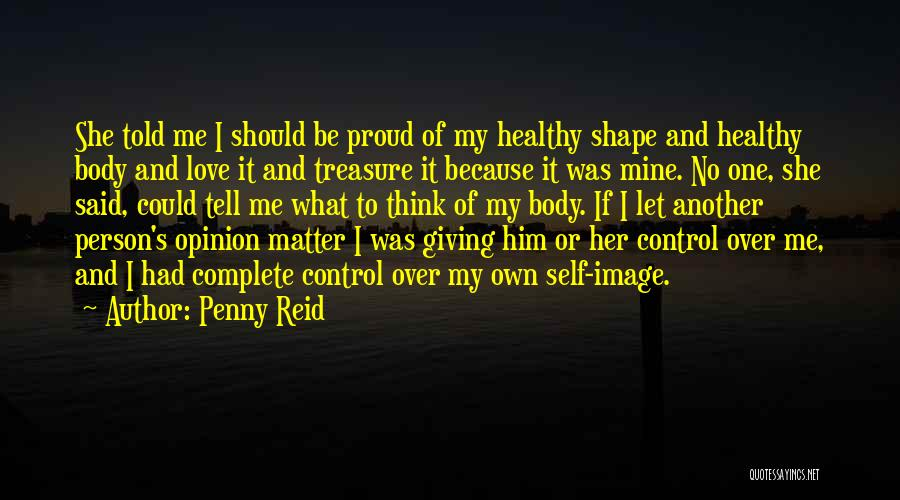 Penny Proud Quotes By Penny Reid