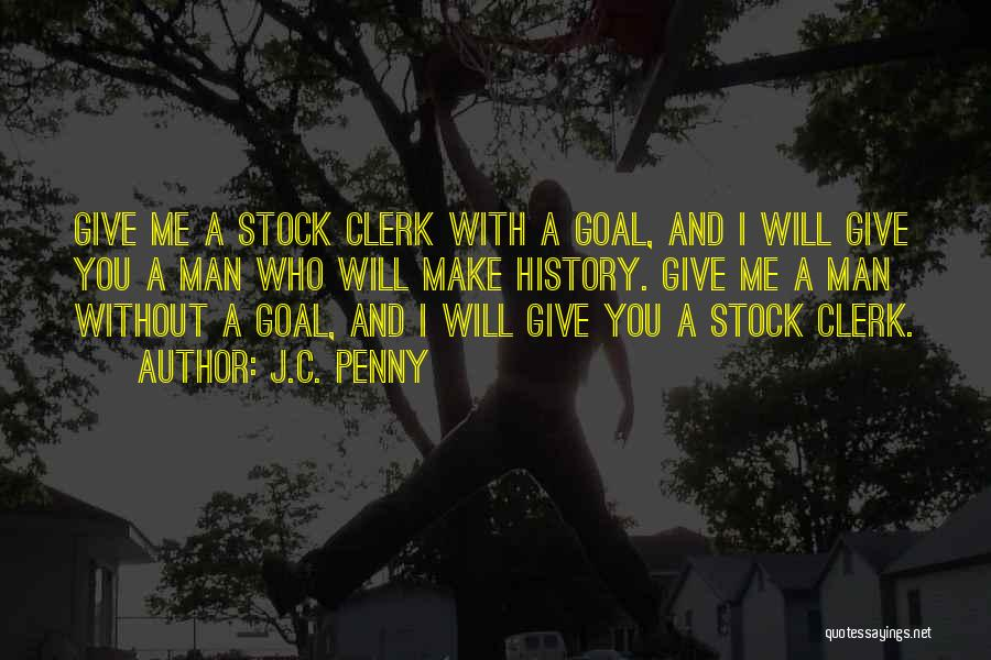 Penny Stock Quotes By J.C. Penny