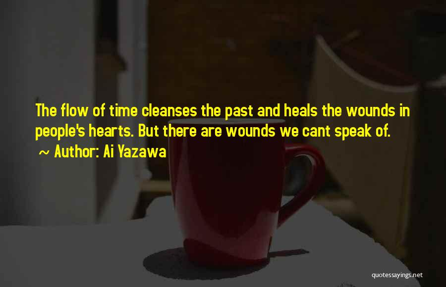 People's Past Quotes By Ai Yazawa