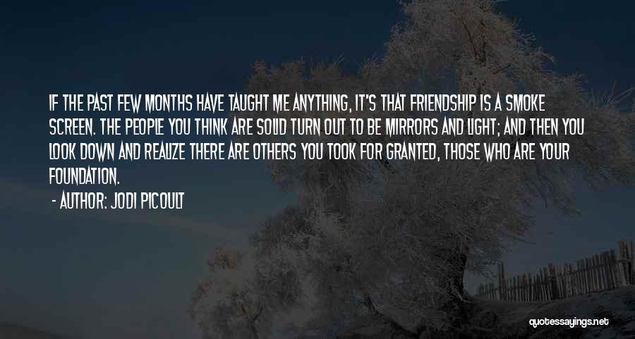 People's Past Quotes By Jodi Picoult