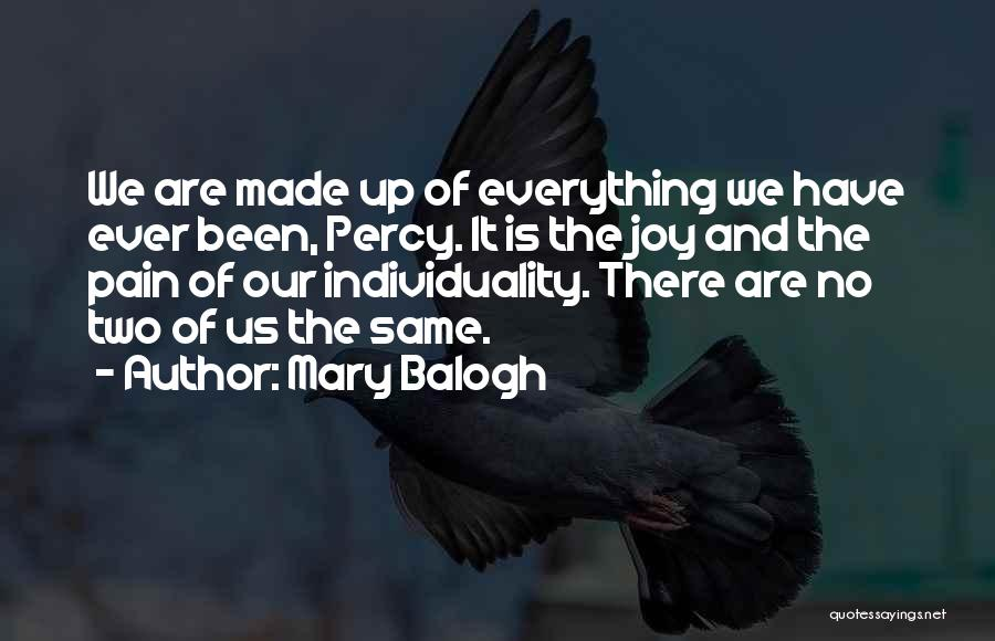 Percy Quotes By Mary Balogh