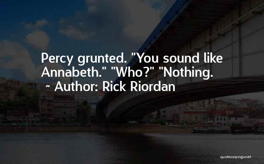 Percy Quotes By Rick Riordan