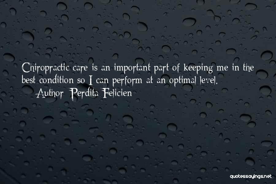 Perdita Felicien Quotes 1695558