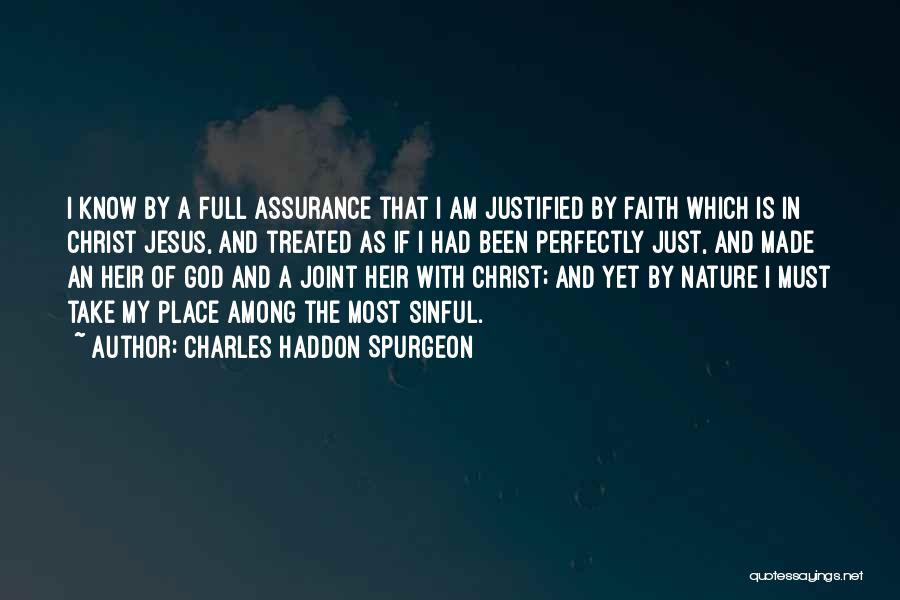 Perfectly Made Quotes By Charles Haddon Spurgeon
