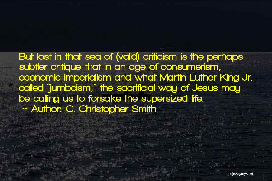 Perhaps Quotes By C. Christopher Smith