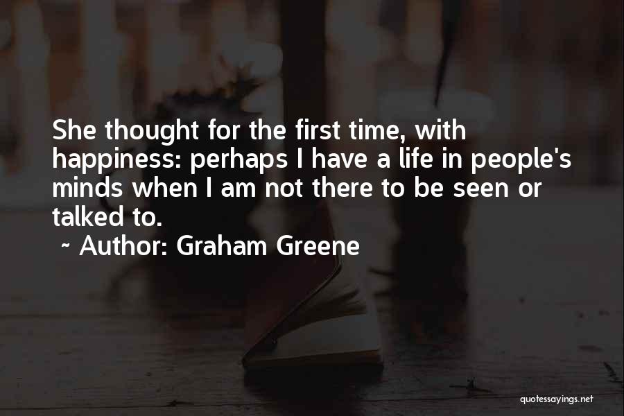 Perhaps Quotes By Graham Greene