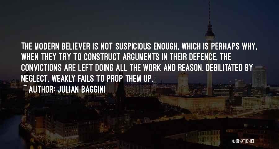 Perhaps Quotes By Julian Baggini