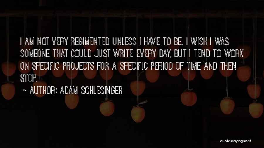Period Then Quotes By Adam Schlesinger