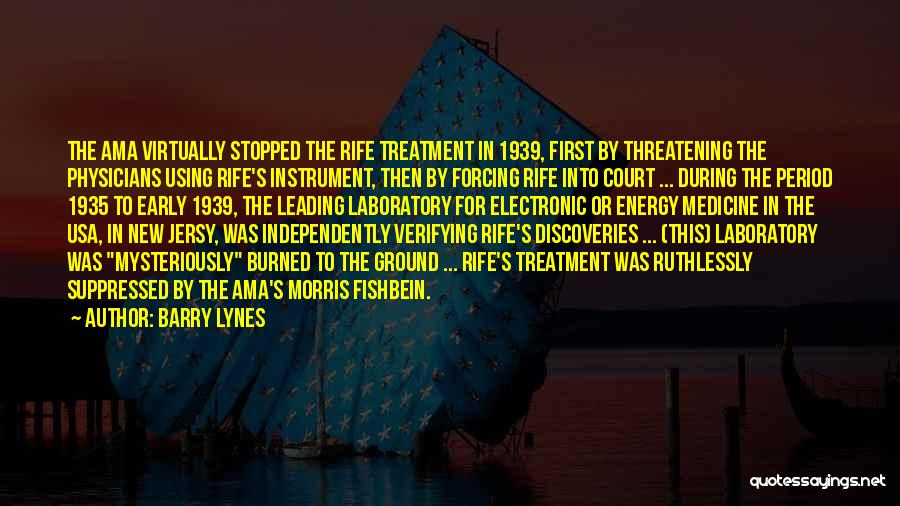 Period Then Quotes By Barry Lynes