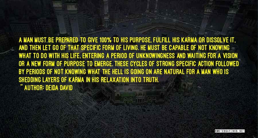Period Then Quotes By Deida David