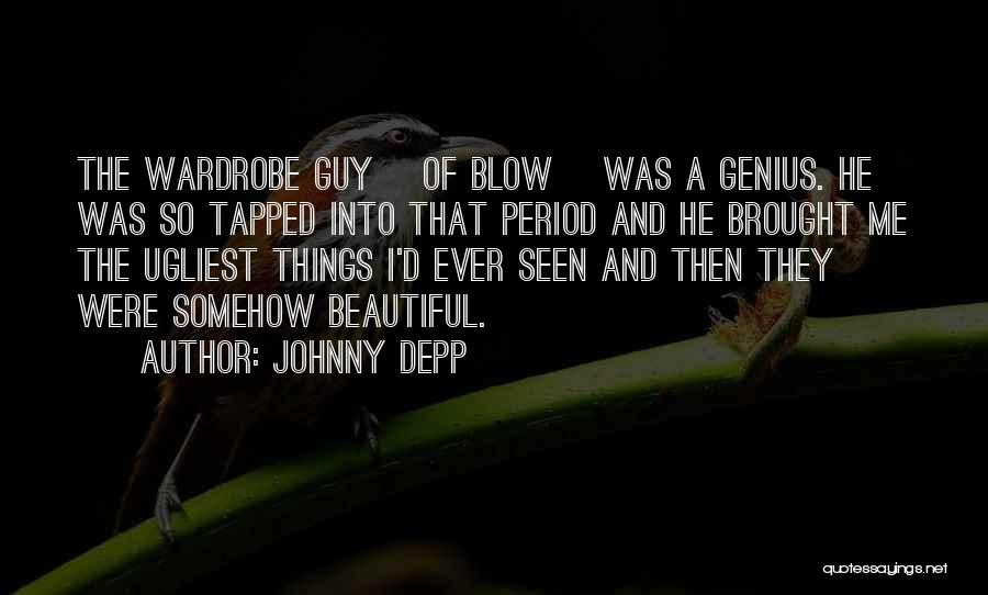 Period Then Quotes By Johnny Depp