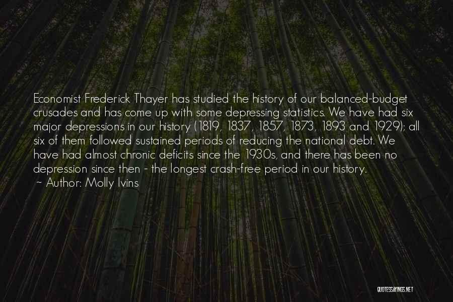 Period Then Quotes By Molly Ivins