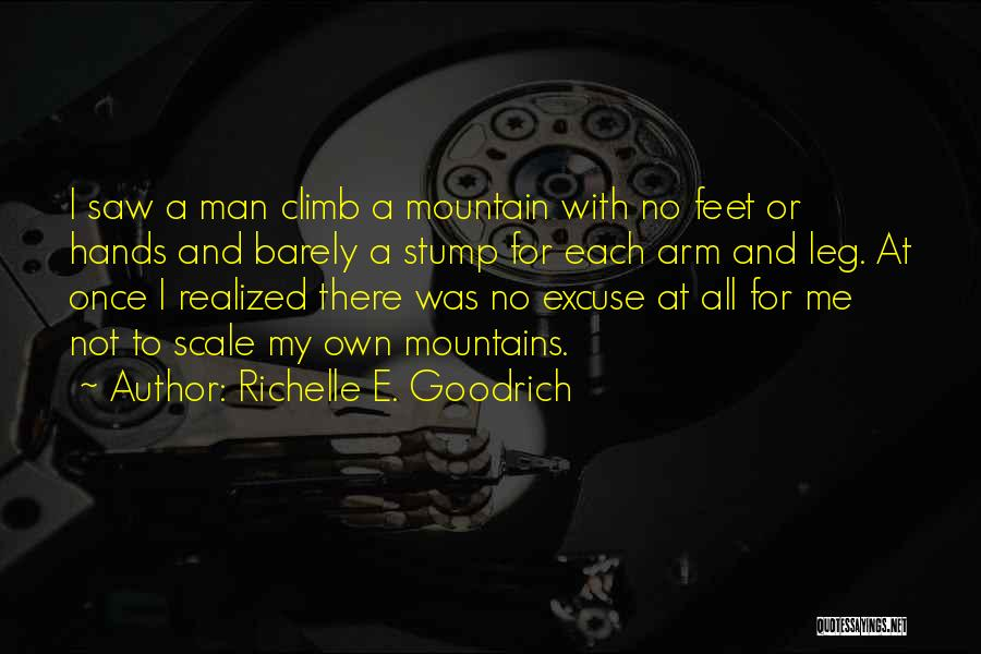 Perseverance And Determination Quotes By Richelle E. Goodrich