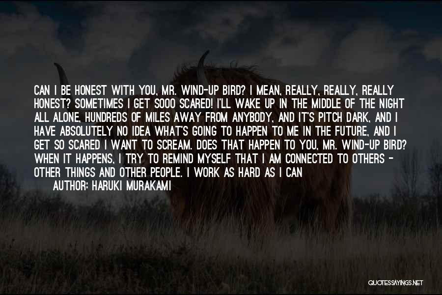 Persimmon Tree Quotes By Haruki Murakami