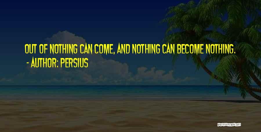 Persius Quotes 1138552