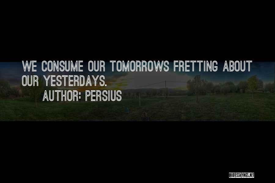 Persius Quotes 543475