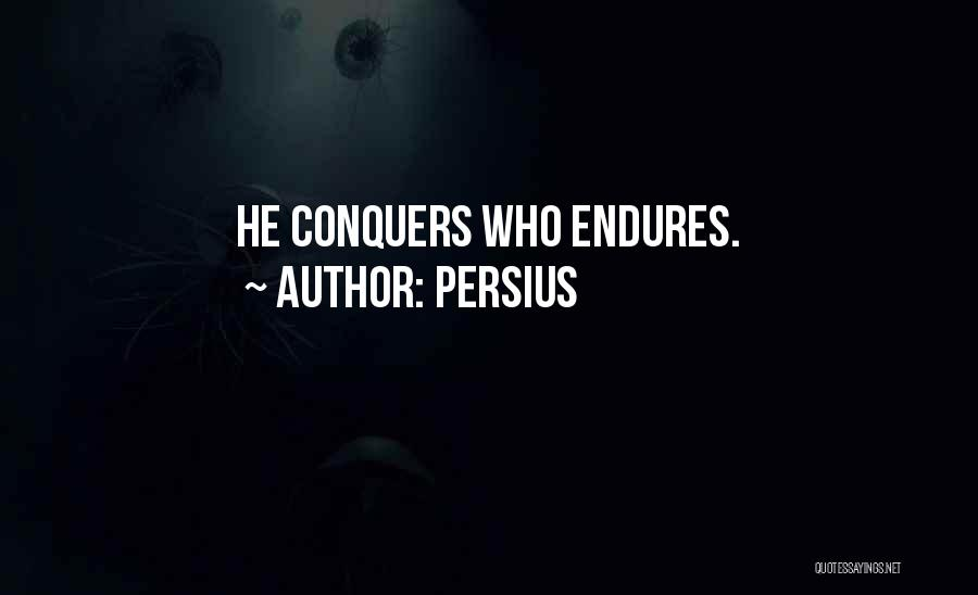 Persius Quotes 752233