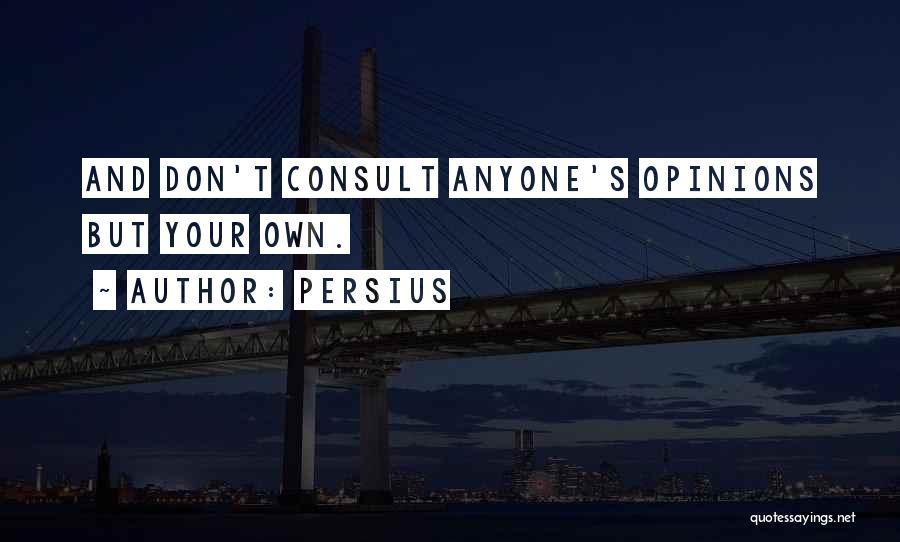 Persius Quotes 937713
