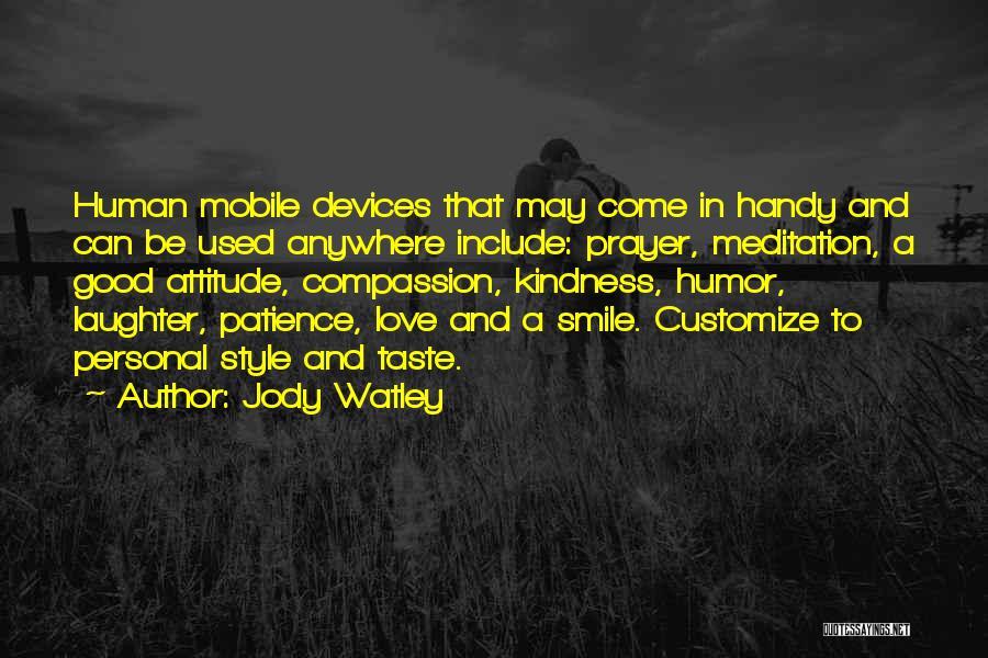 Personal Taste Quotes By Jody Watley