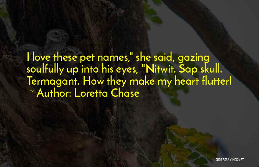 Pet Love Quotes By Loretta Chase