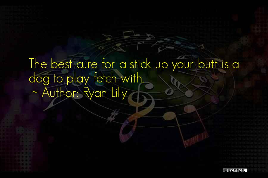 Pet Love Quotes By Ryan Lilly
