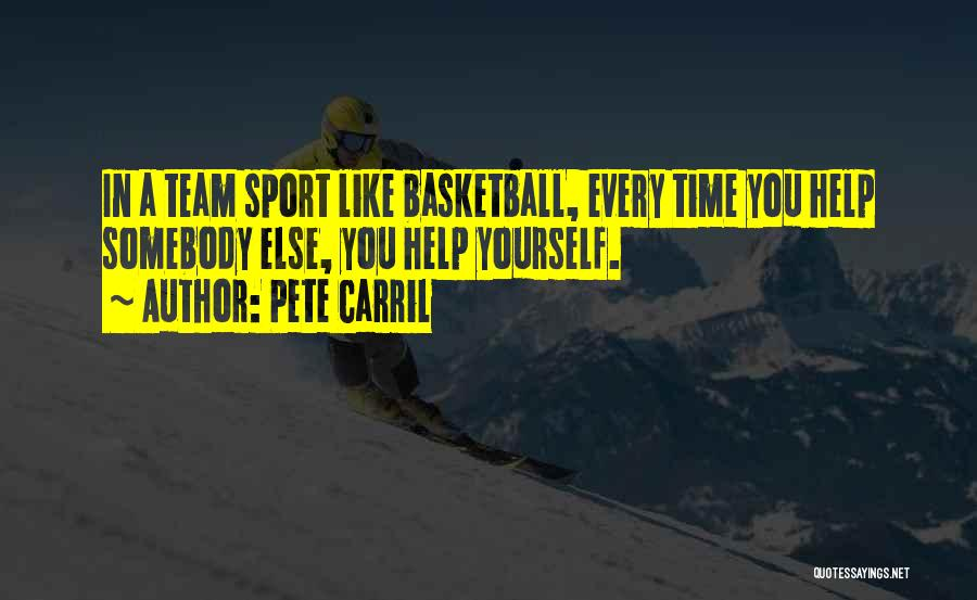 Pete Carril Quotes 1899333