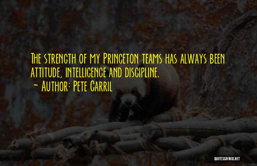 Pete Carril Quotes 390835
