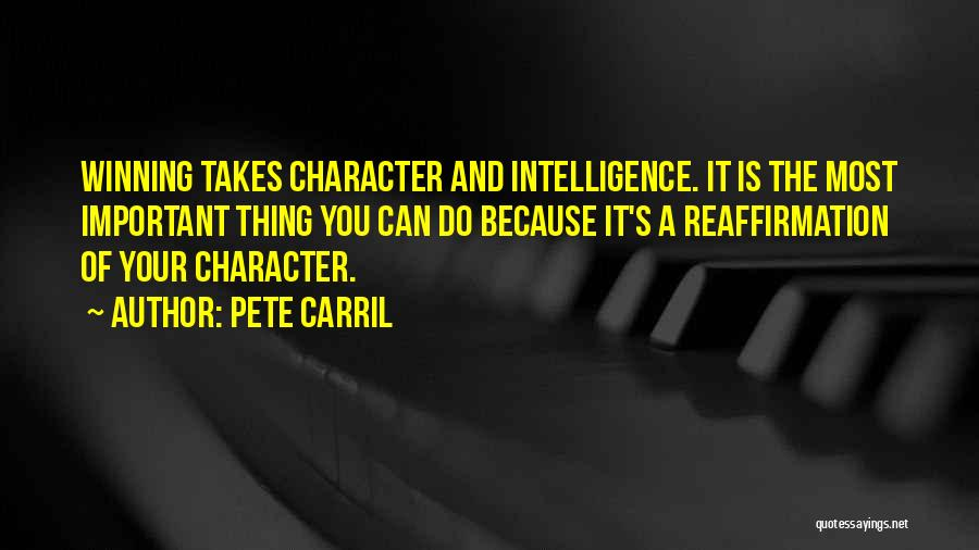 Pete Carril Quotes 737287