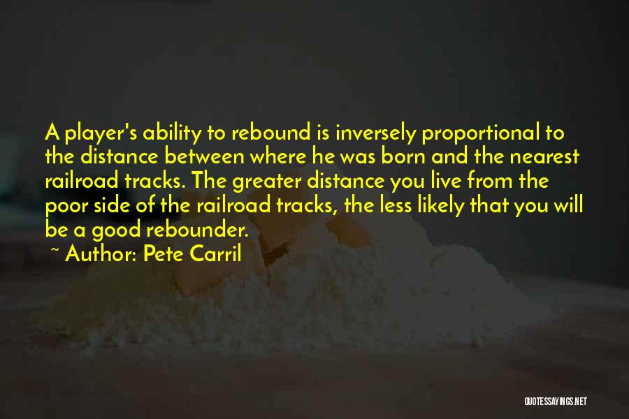Pete Carril Quotes 839575