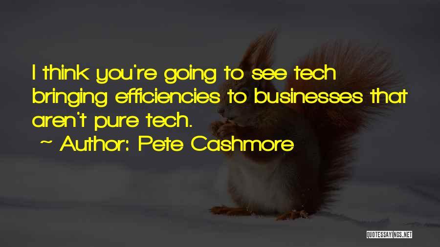 Pete Cashmore Quotes 1114171