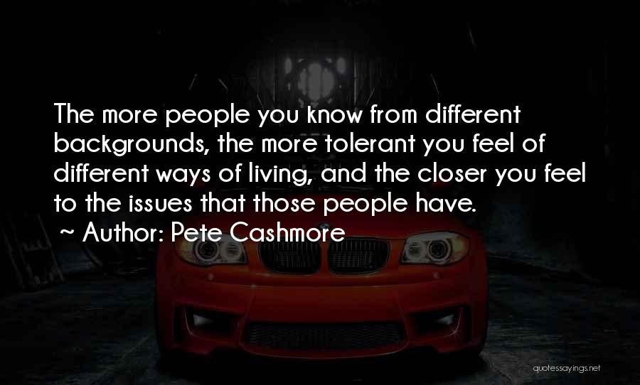 Pete Cashmore Quotes 136938