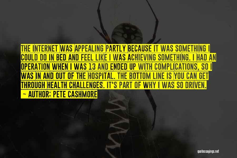 Pete Cashmore Quotes 1741749