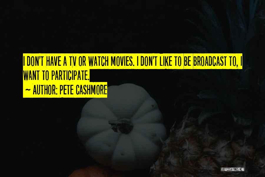 Pete Cashmore Quotes 285063