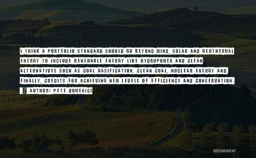 Pete Domenici Quotes 2079876