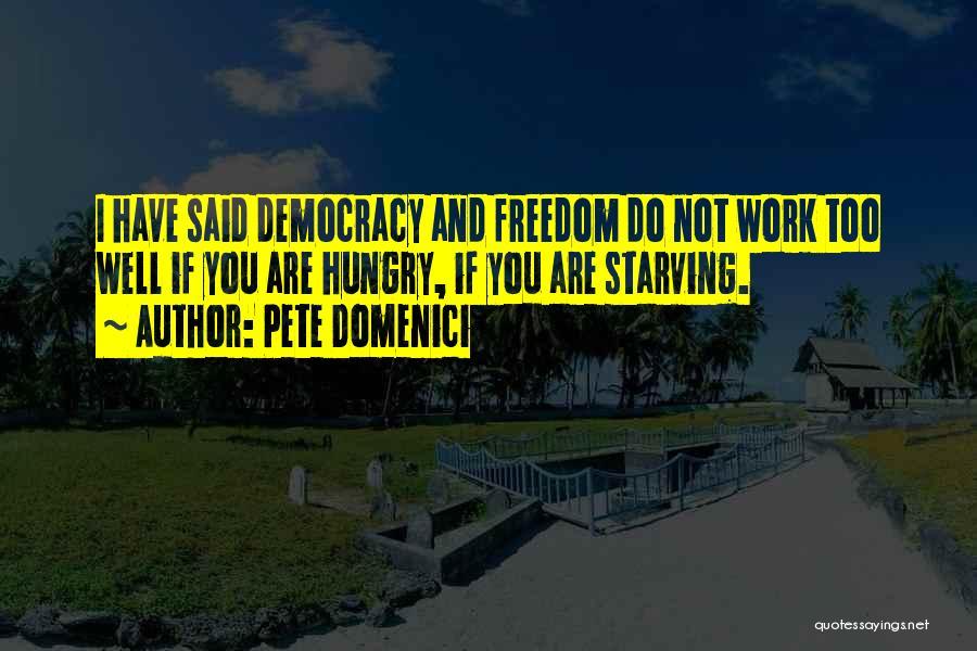 Pete Domenici Quotes 2224171
