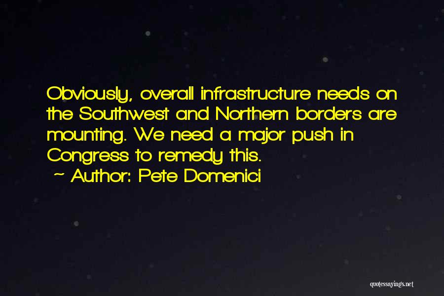 Pete Domenici Quotes 326325