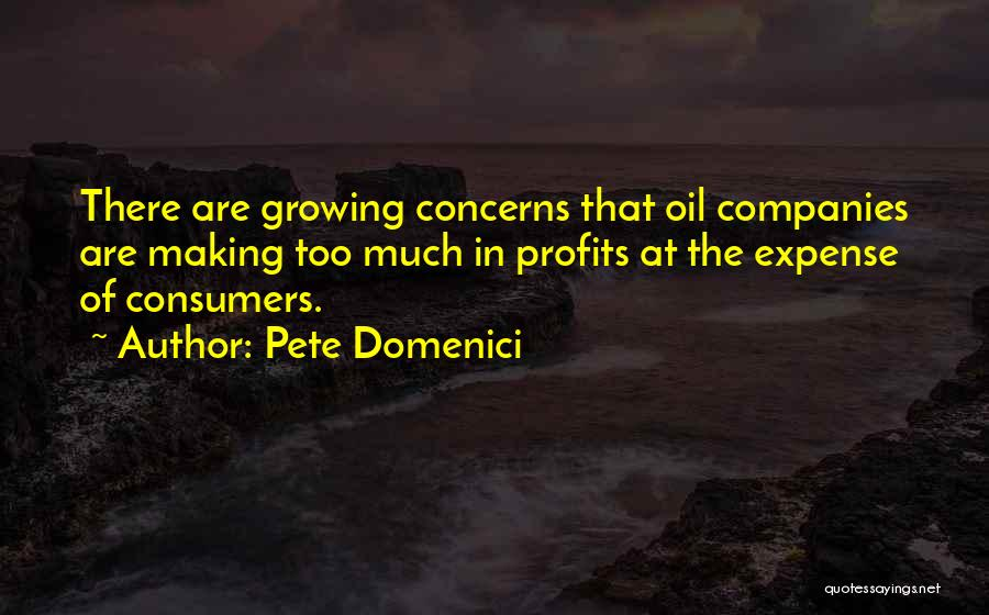 Pete Domenici Quotes 968617