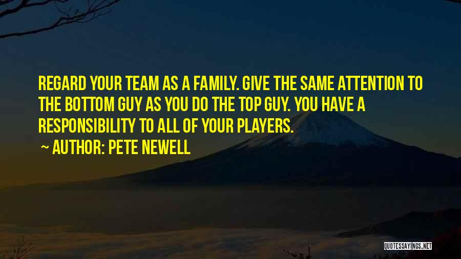 Pete Newell Quotes 413847