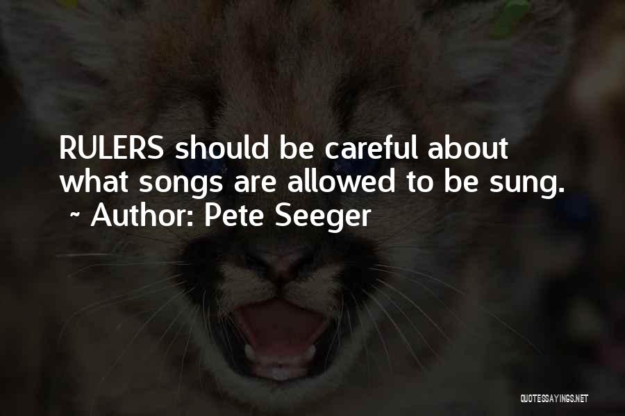 Pete Seeger Quotes 2135978