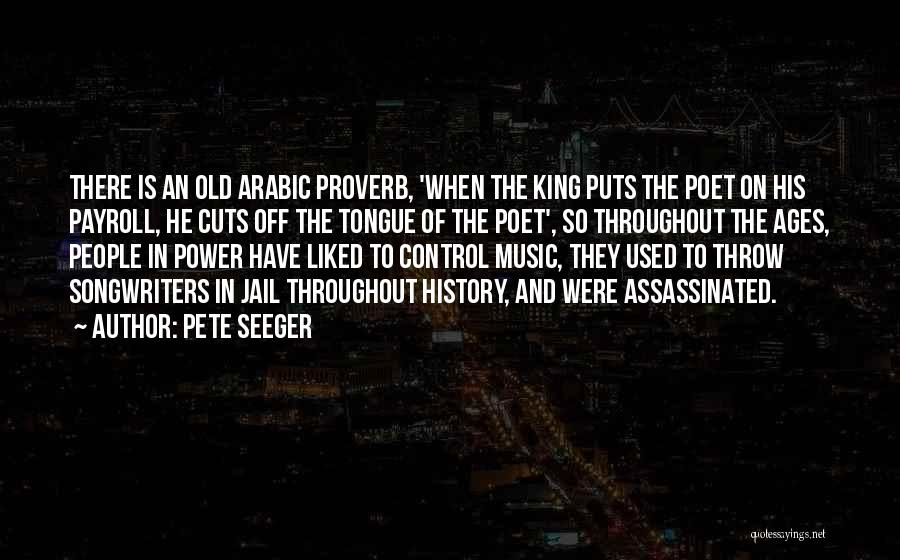 Pete Seeger Quotes 653078