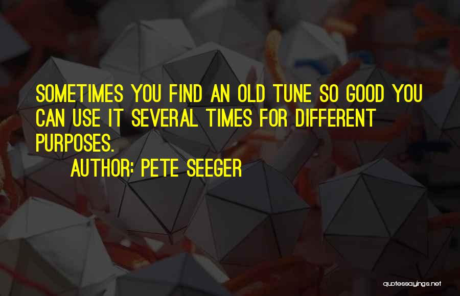 Pete Seeger Quotes 874603