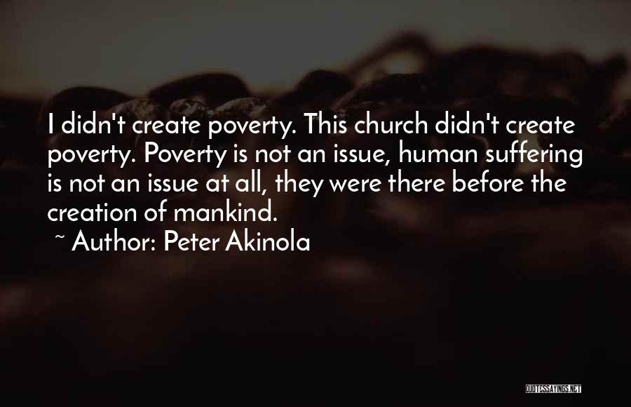 Peter Akinola Quotes 2138725