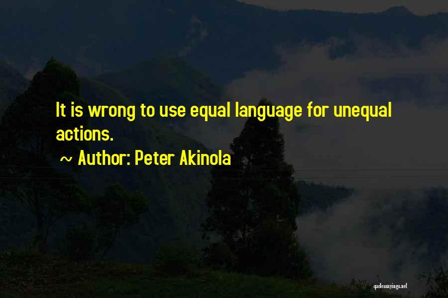 Peter Akinola Quotes 589298